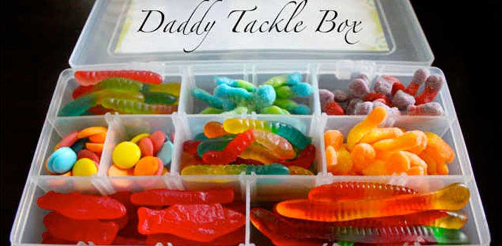 daddy tackle box for homemade father's day gifts