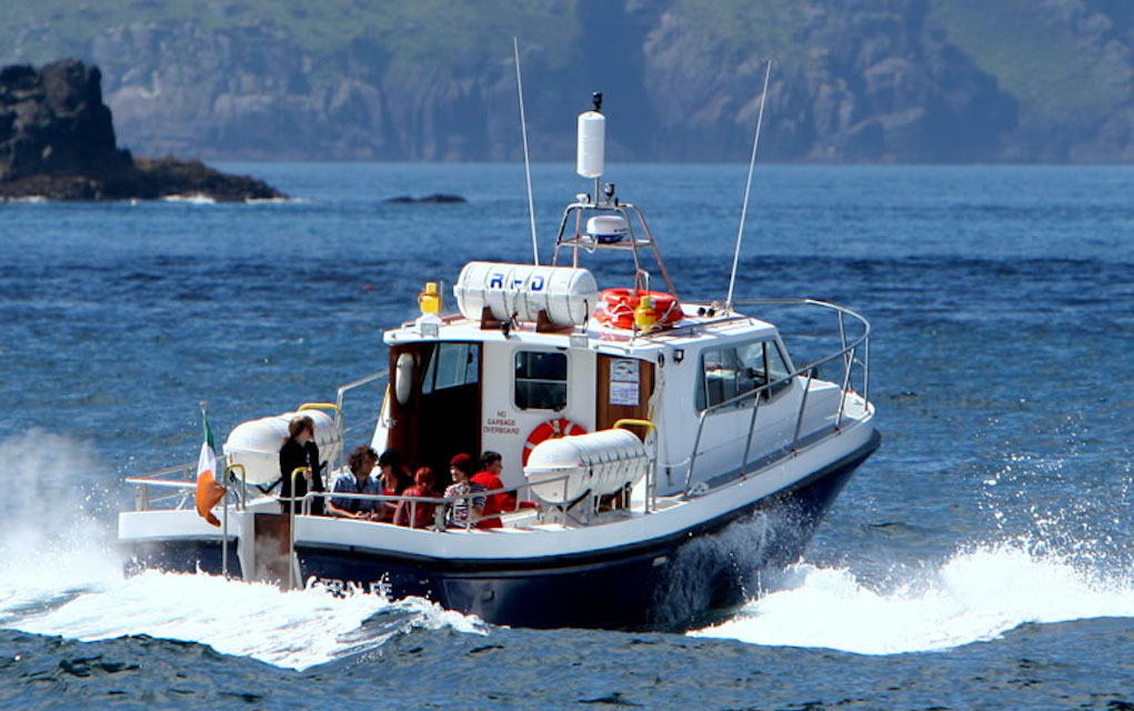 Eco Marine Tours for boat tours