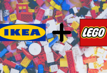 IKEA and LEGO