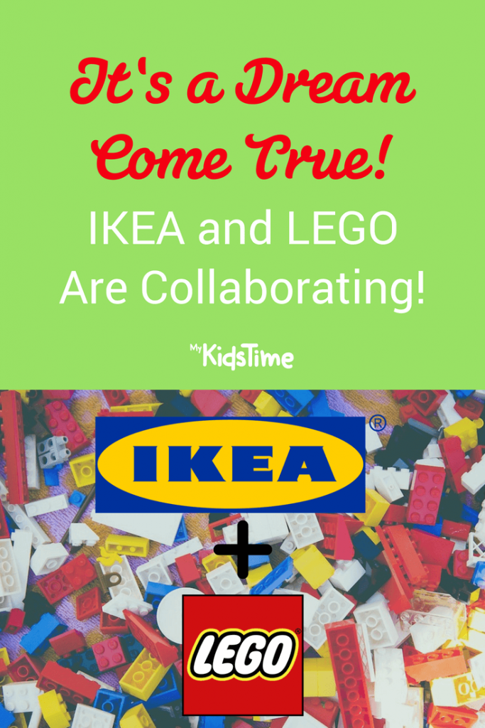 IKEA and LEGO pinterest