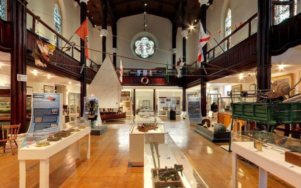 maritime museum for boats tours in ireland