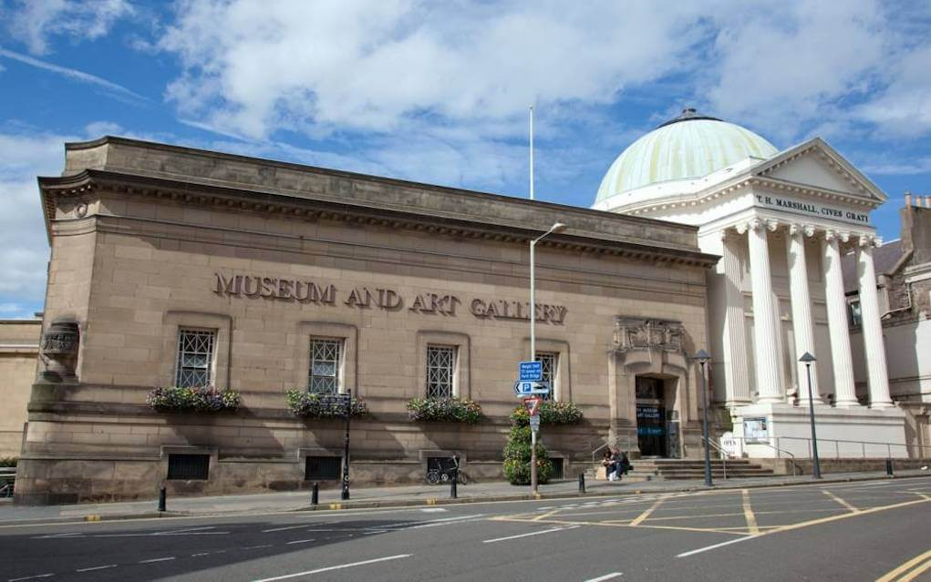 Perth Museum Art Gallery for family friendly museum