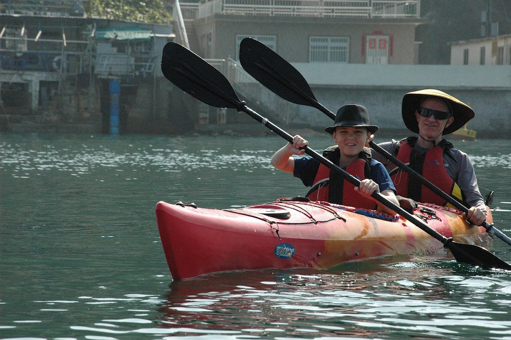sea kayaking water safety tips on boats