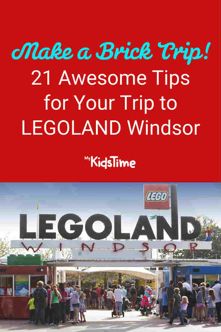 21 Awesome Tips for Your Trip to Legoland Windsor - Mykidstime