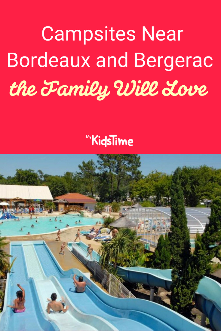 Campsites Near Bordeaux
