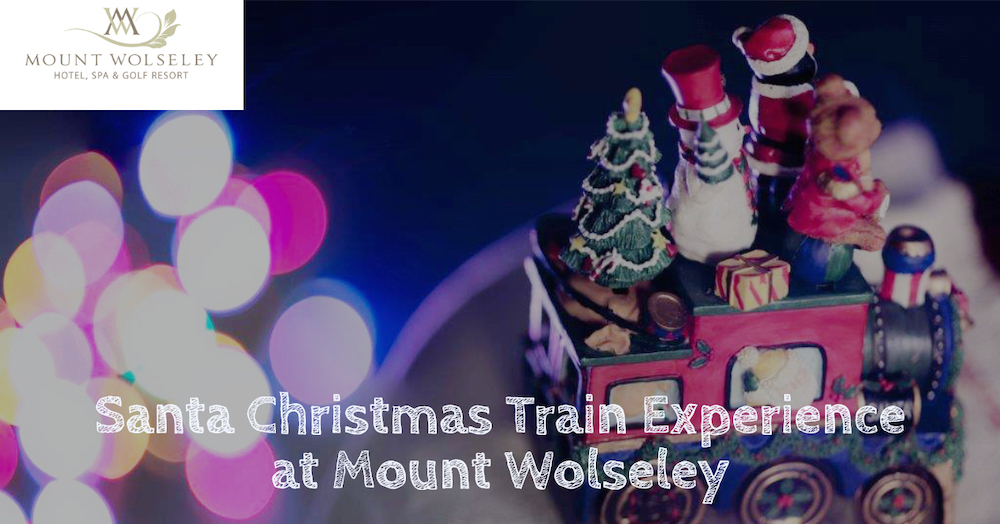 Rathwood Christmas Train Experience with Mount Wolseley Hotel