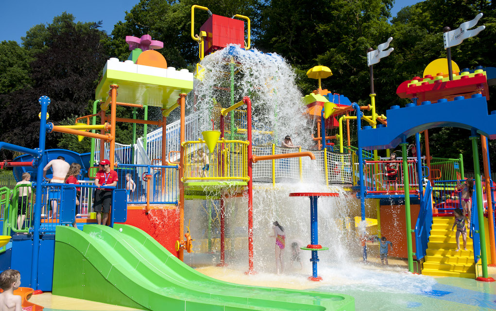 Drench Towers waterpark for legoland windsor tips