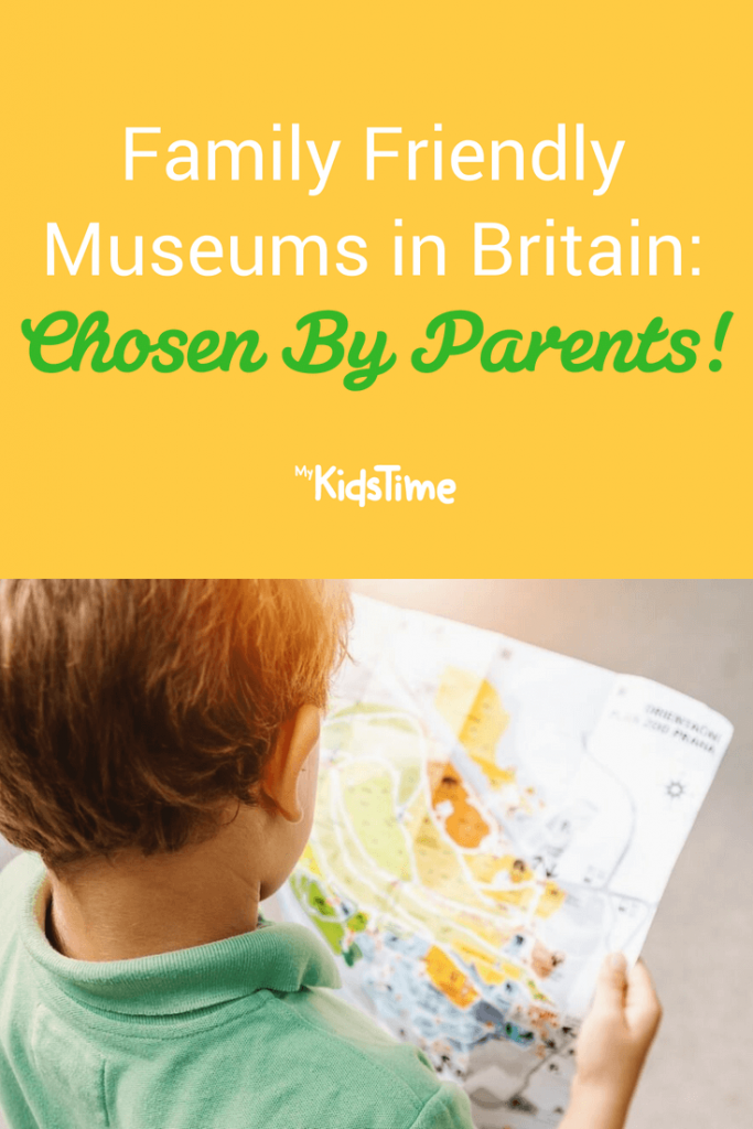 Mykidstime Family Friendly Museums in Britain (1)
