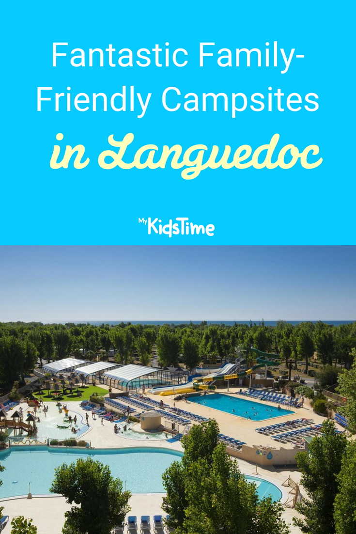 Campsites in Languedoc
