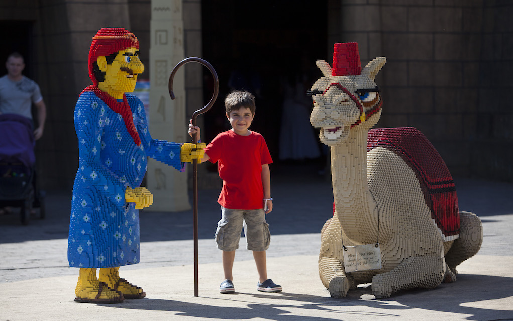Pharoahs for legoland windsor tips