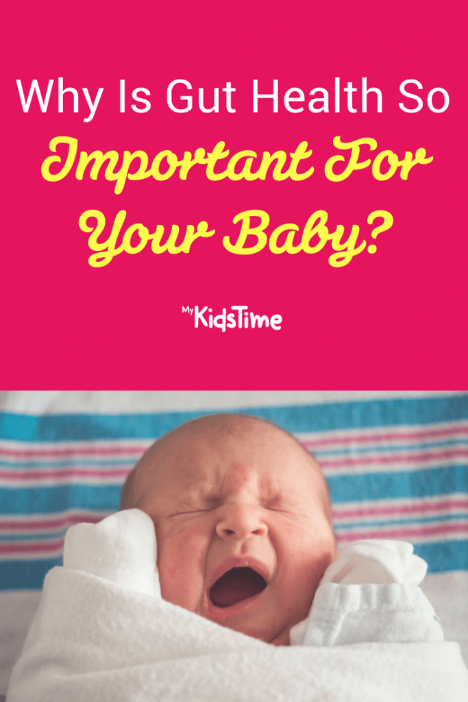 Mykidstime infant gut health