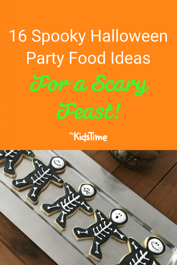 Mykidstime Halloween Party Food ideas