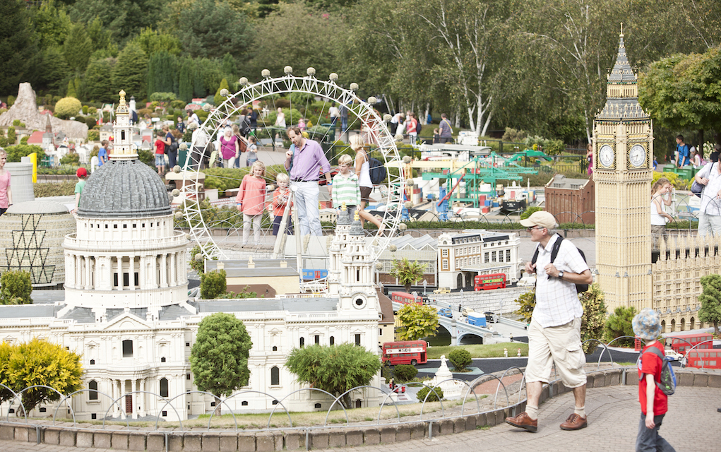 Miniland for Legoland Windsor tips