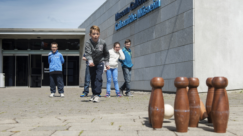 Free things to do in Mayo NMI Country Life Museum Traditional Games