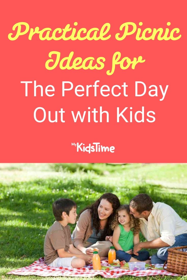 Practical Picnic Ideas for The Perfect Day Out with Kids
