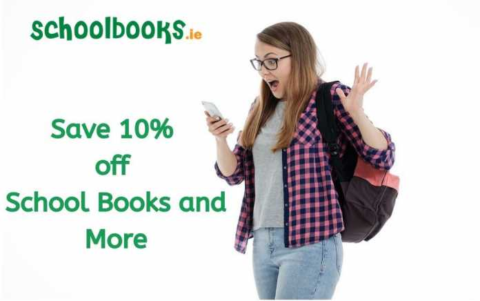 Save money on back to school with schoolbooks.ie