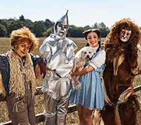 The Wizard of Oz Coolmine Panto