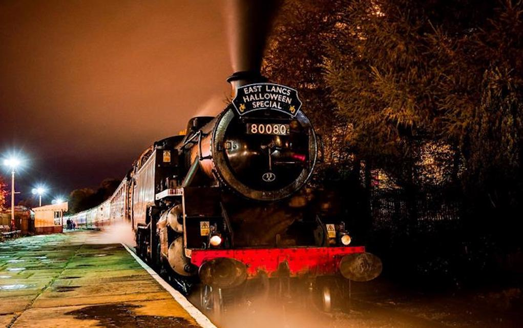 East Lancashire Railway for train rides in the UK