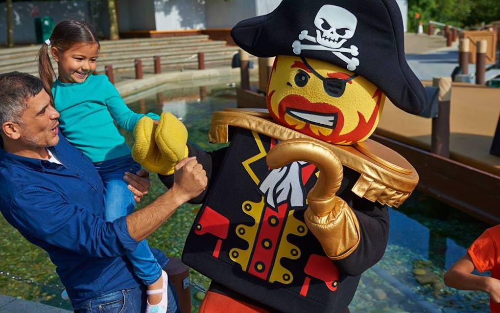 Pirate Show for Legoland Windsor tips