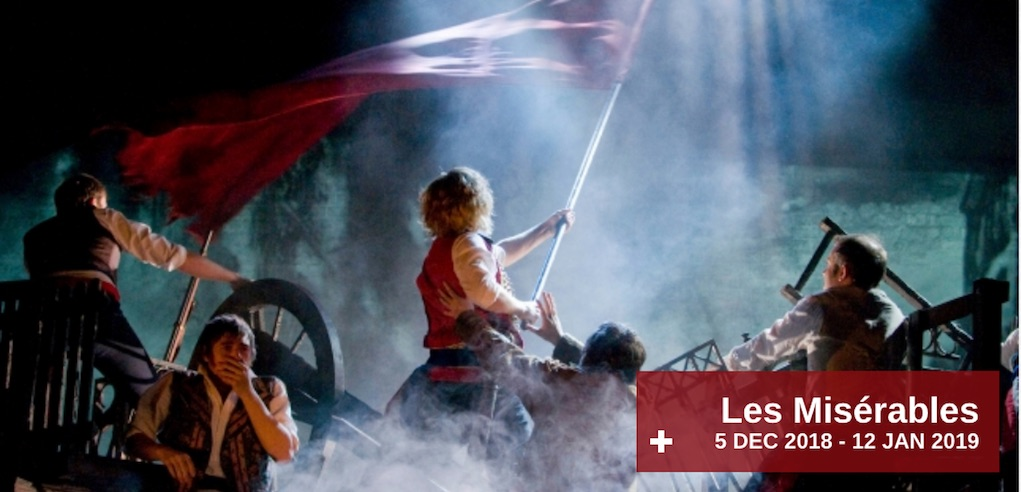 les miserables sensory christmas shows