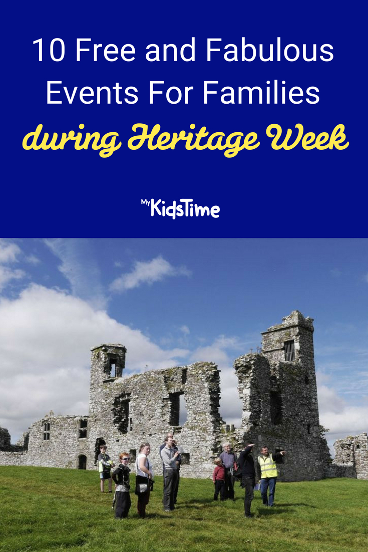 10 Free and Fabulous Events For Families during Heritage Week
