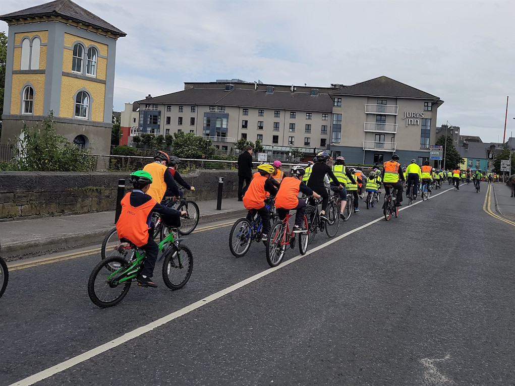 Things to do kids cycle galway