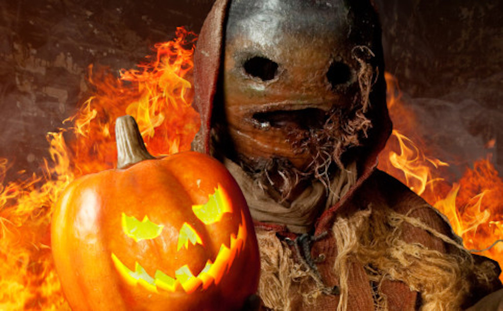 London Dungeon for Halloween events in the UK