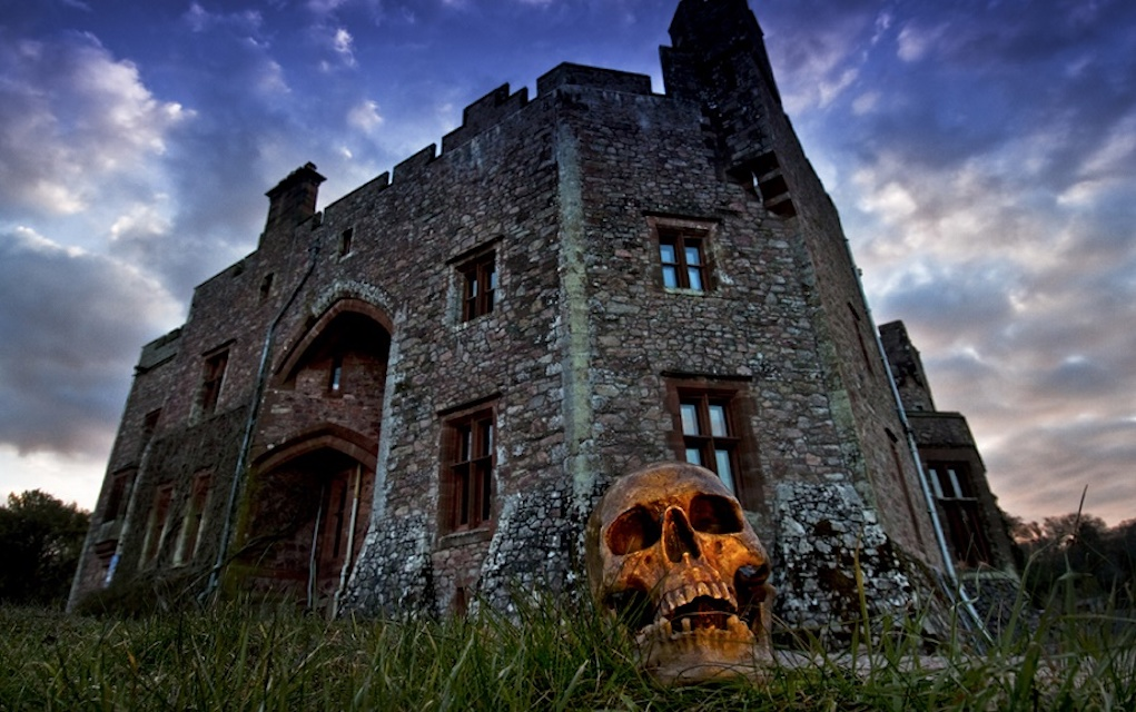 Muncaster Castle for Halloween Events