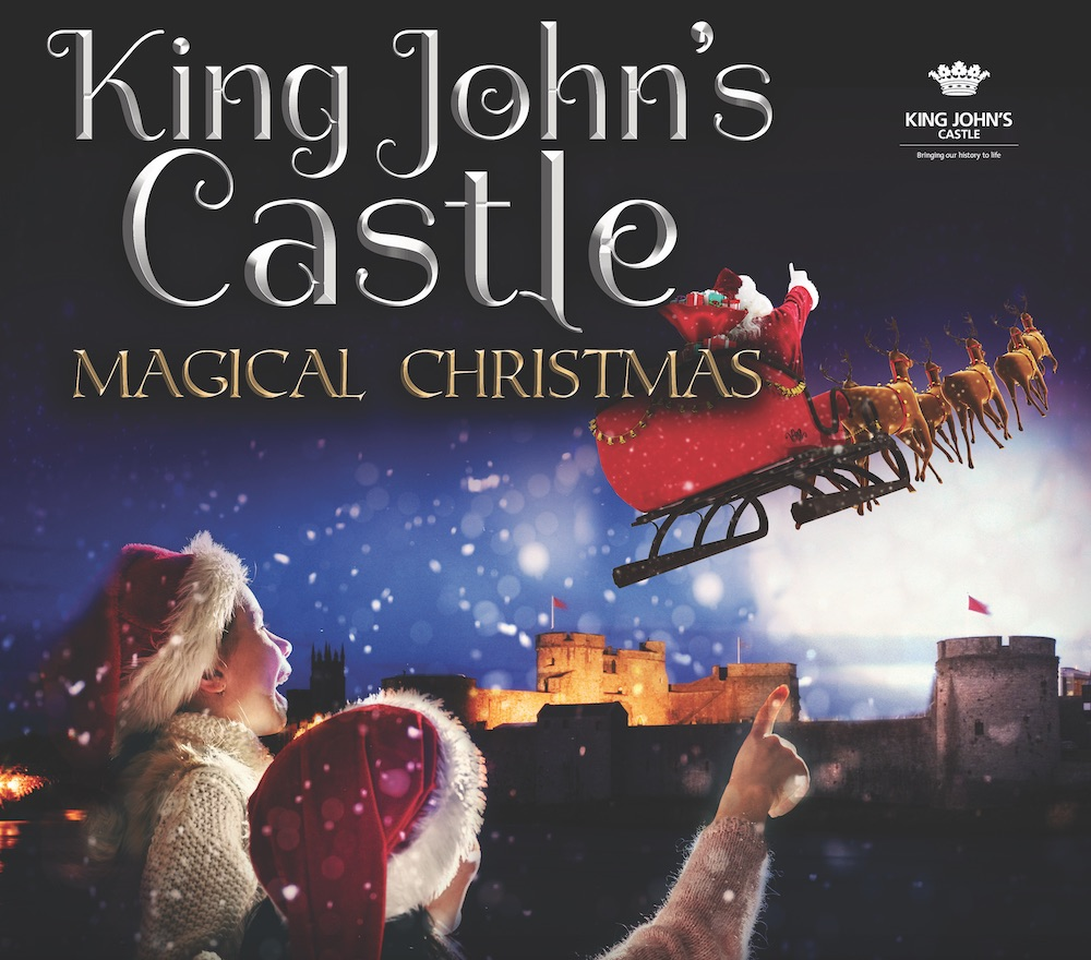 Santa at King Johns Castle 2018