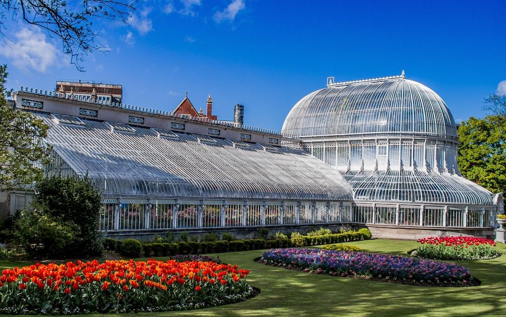 Botanic Gardens Belfast for free things to do in Ireland