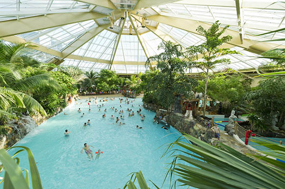 Center Parcs Subtropical Swimming Paradise