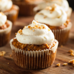 carrot cupcakes simple desserts for kids