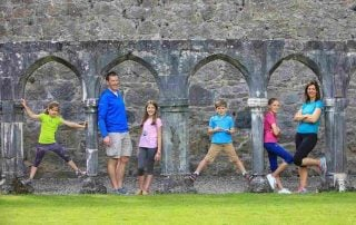free things to do in Ireland with kids