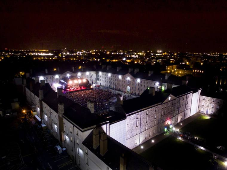 rte concert collins barracks culture night