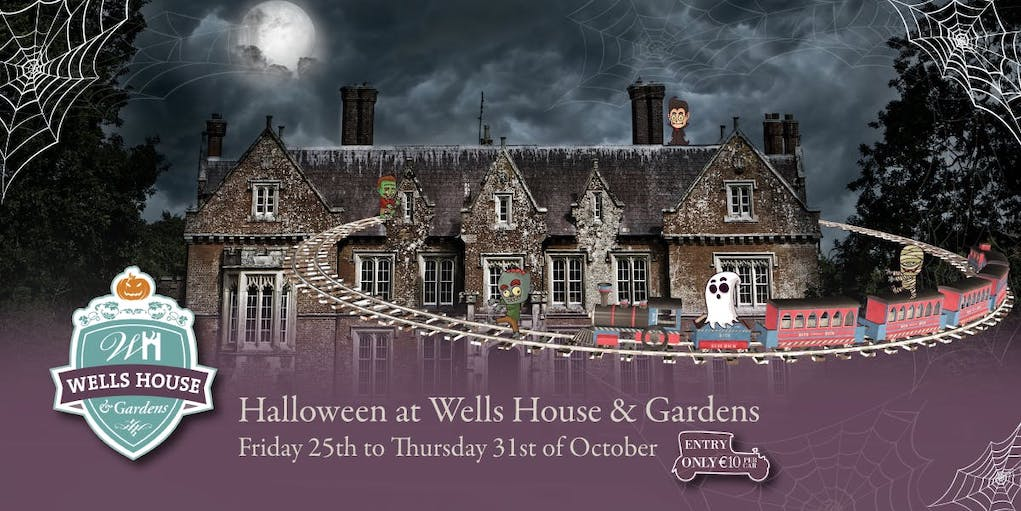 wells house halloween events 2019
