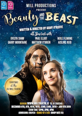 Beauty and The Beast at dlr Mill Theatre