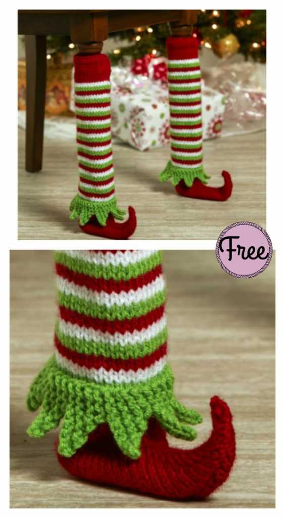 elf legs knitting pattern