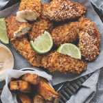 Mykidstime Aoife Hearne's Hawaiian-Style Chicken Fingers