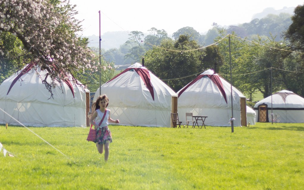 Just So Festival for go glamping in the UK