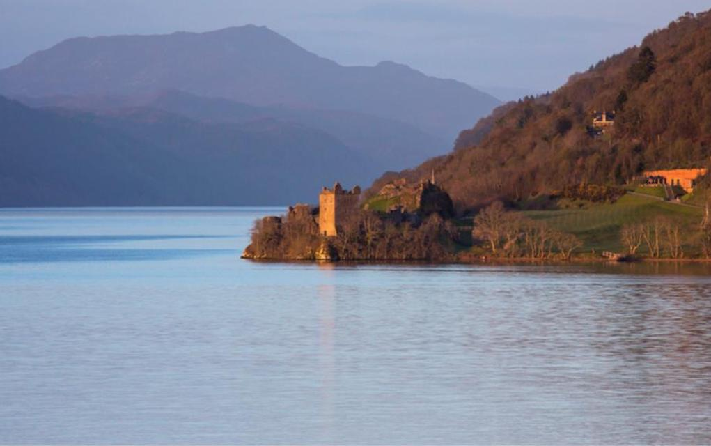 Loch Ness for unusual places to visit in the UK