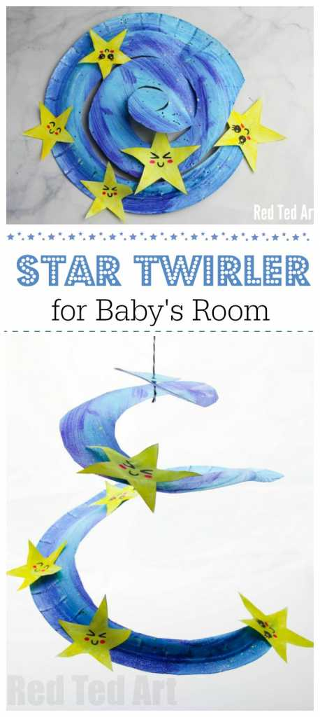 Paper-Plate-Star-Twirler