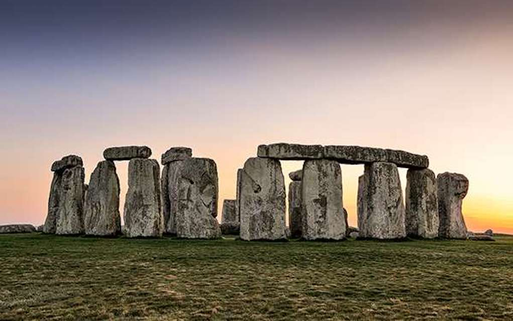 Stonehenge for unusual places to visit in the UK