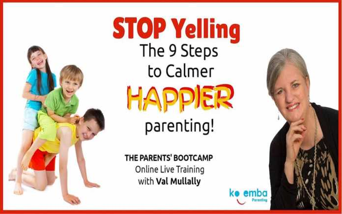 Stop the Yelling Bootcamp