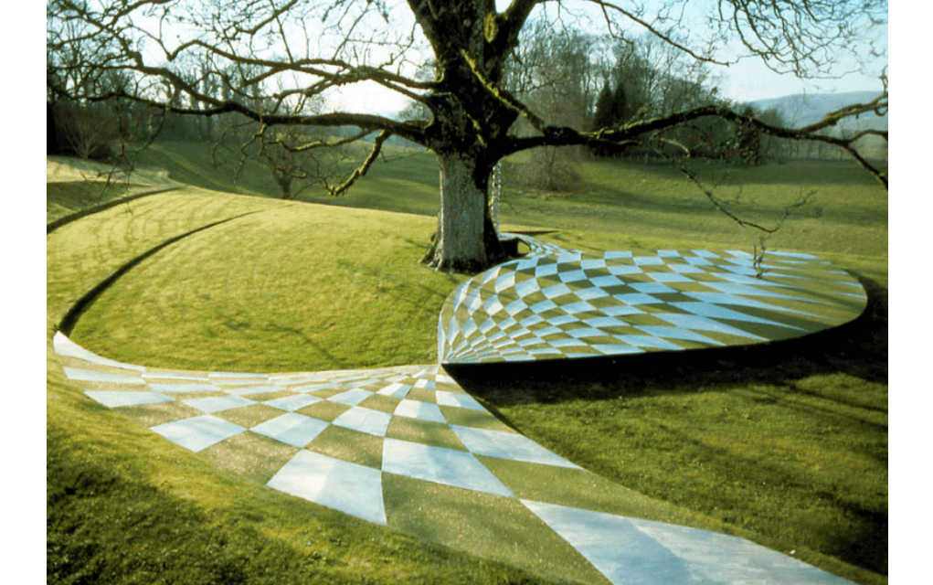 Gardens of Cosmic Speculation for unusual places to visit in the UK