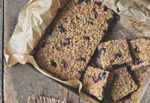 Mykidstime Aoife Hearne's baked berry squares
