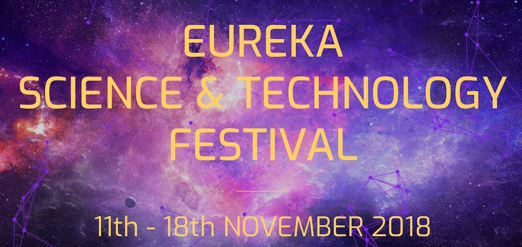 eureka science and technology festival science week 2018