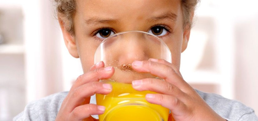 fruit juice for kids