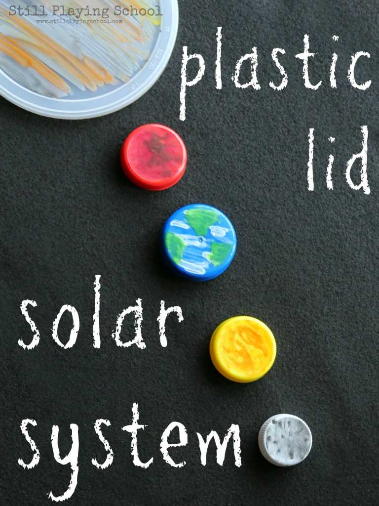 plastic-lid-solar-system