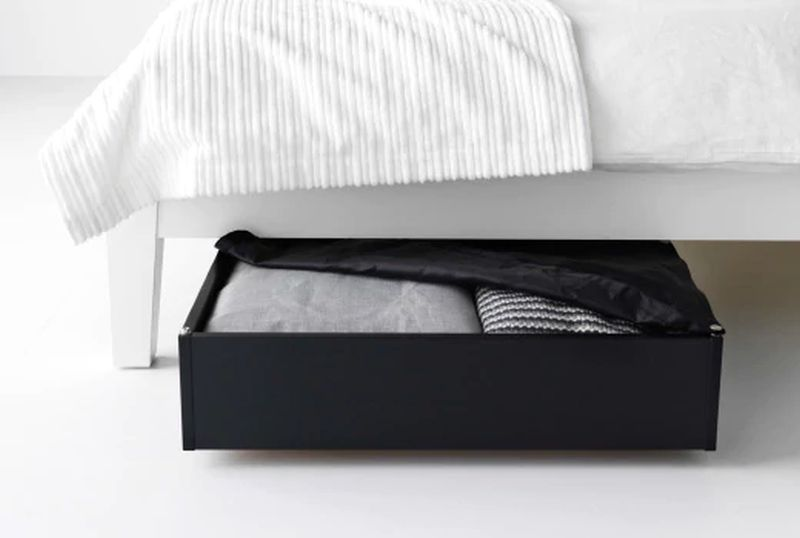 VARDÖ Underbed storage box
