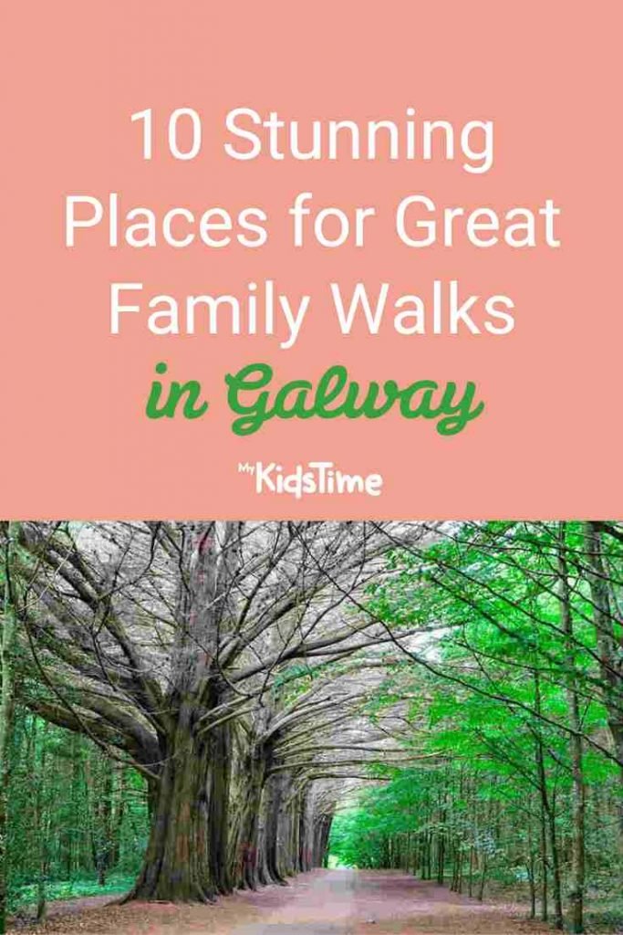 10 Stunning Places for Great Family Walks in Galway - Mykidstime